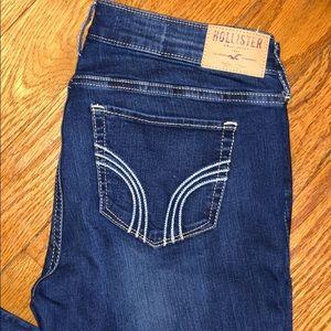 Like New Hollister Blue Jeans 7R